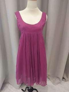 BARBADOS Pink baby doll dress