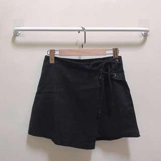 🚚 簡約短褲裙 百搭
