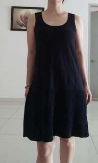 P&Co Black Knitted Dress