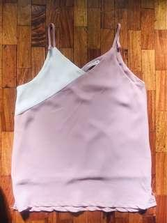 😻Classy Top (pink/white)