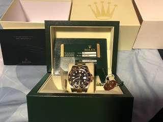 Rolex GMT2 TT 116713