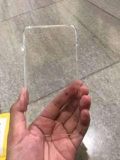 Hardcase bening iphone 6 plus / 6s plus