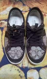 coach shoes authentic