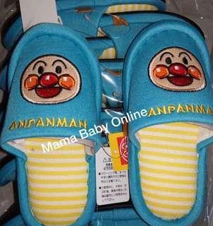 💥現貨💥日本直送 Anpanman 麵包超人 小童 兒童室內拖鞋