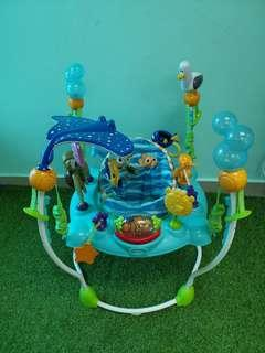 Bright Starts Finding Nemo Jumperoo