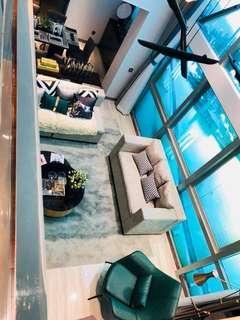 朗庭廣場復式2房,帶超大泳池,30萬上車