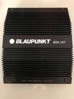 Blaupunkt BSA-247 High Performance Car Amplifier