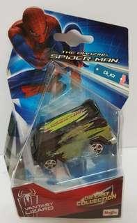 Maisto The Amazing Spiderman Vantasy Lizard 1:64 Diecast Collection