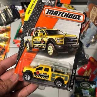 Matchbox Ford F150