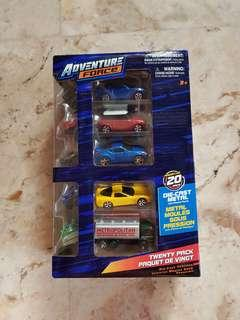 Adventure Force 20 Pack Play Vehicle