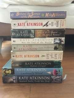 Kate Atkinson books