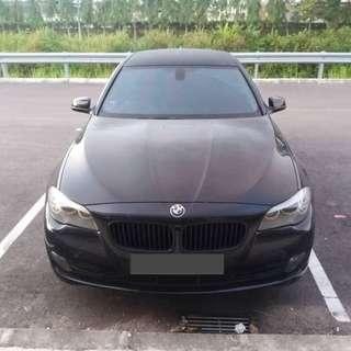 🇸🇬🇸🇬🇸🇬🇸🇬🇸🇬🇸🇬 BMW F10 523i 3.0 AT  2010/11 24k Wasap.my/60126373536