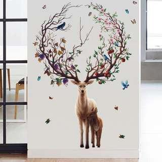 Wall Sticker/ Wallpapers/Wall Decor
