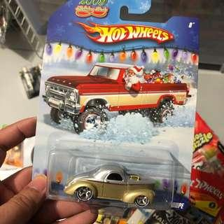 Hot Wheels Ford Coupe