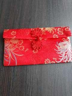 Red Packets wallet purse organiser.