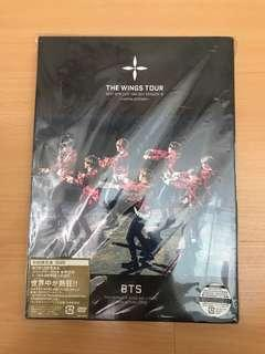 BTS 2017 The Wings Tour Live Trilogy Episode III (Japan Edition)