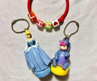 Disney 小吊飾