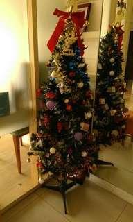 🚚 聖誕樹高150公分