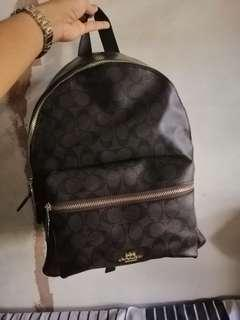 COACH BACKPACK (Not used)