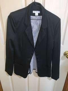 Women's cotton blazer
