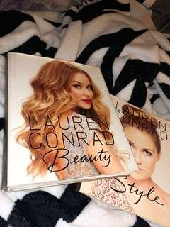 Lauren Conrad Style and Beauty Book