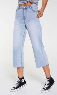 Wide Leg Jeans Dotti