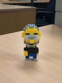 Nano lego Steve Jobs