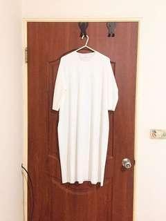🚚 MeierQ 坑條小高領洋裝 上衣