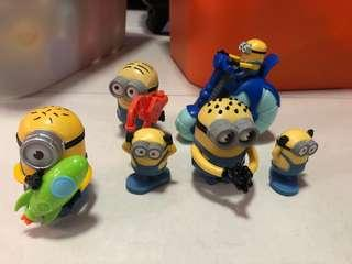 Minions Figuerines