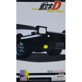 DRAGON INITIAL D THE MOVIE THIRD STAGE FUJIWARA TAKUMI 頭文字D 劇場版 藤原拓海 (BUY-78005-SPK)