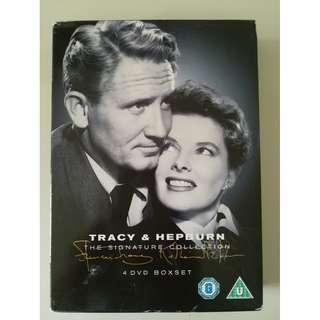 Tracy And Hepburn: The Signature Collection (4 movies)
