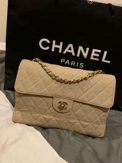 Chanel jumbo ghw