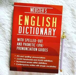 Dictionary with IPA Pronunciation