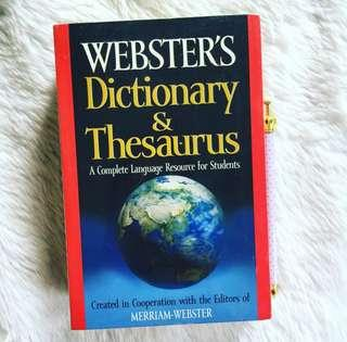 Dictionary & Thesaurus