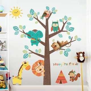 Tree wall decals/ Wallpapers/ Wall Stickers