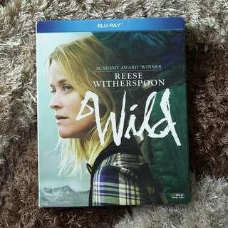 Wild Bluray (with Slipcover)
