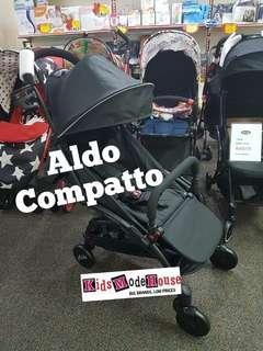 aldo compatto stroller moving out sale