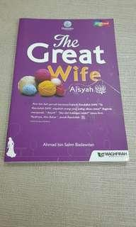 The Great wife - Aishah RA #MFEB20