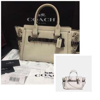 COACH SWAGGER 27 WILLOW FLORAL