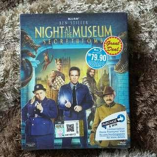 Night At The Museum : Secret of The Tomb Bluray