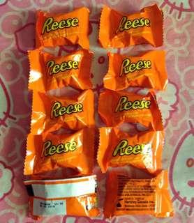 Reese Peanut Butter Chocolate Fun Size by 10's