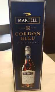 Cordon Bleu Martell special edition 700ml