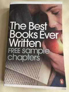 the best books ever written