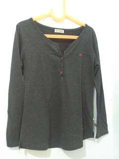 Black Long Shirt Nevada
