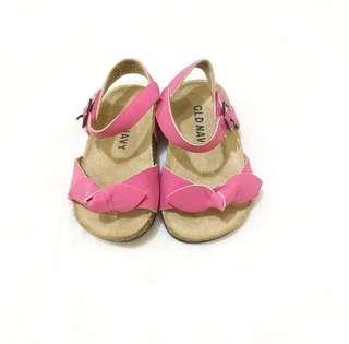 Old navy pink sandals