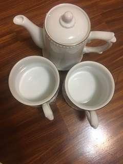 🚚 陶瓷下午茶組