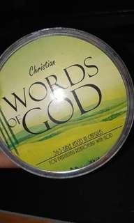 Christian Words of Gods