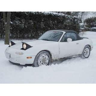Looking for an old model mazda mx-5 car cover