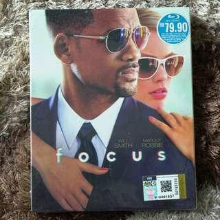 Focus Bluray (with slipcover)