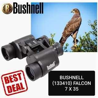 Bushnell Falcon All-Purpose Binocular 7x35mm (133410)/Ready Stock!